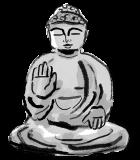 東大寺の大仏の絵