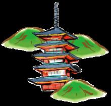 長谷寺の絵