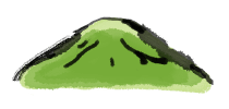 耳成山の絵